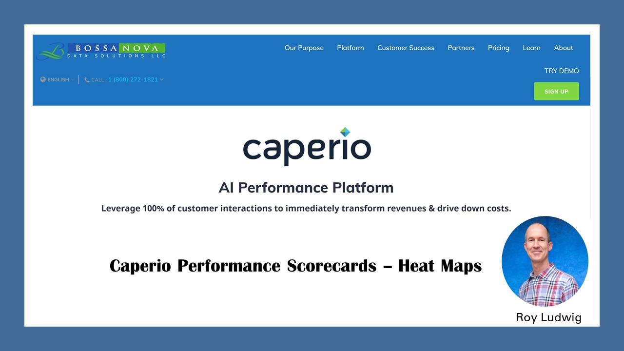 Scorecards- Mapas de Calor