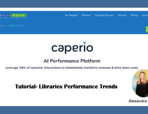 Caperio Libraries Performance Trends