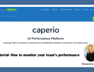 Monitor Team Performance
