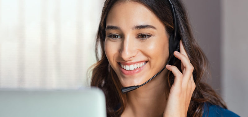 The easy way to create a 'remote contact center'